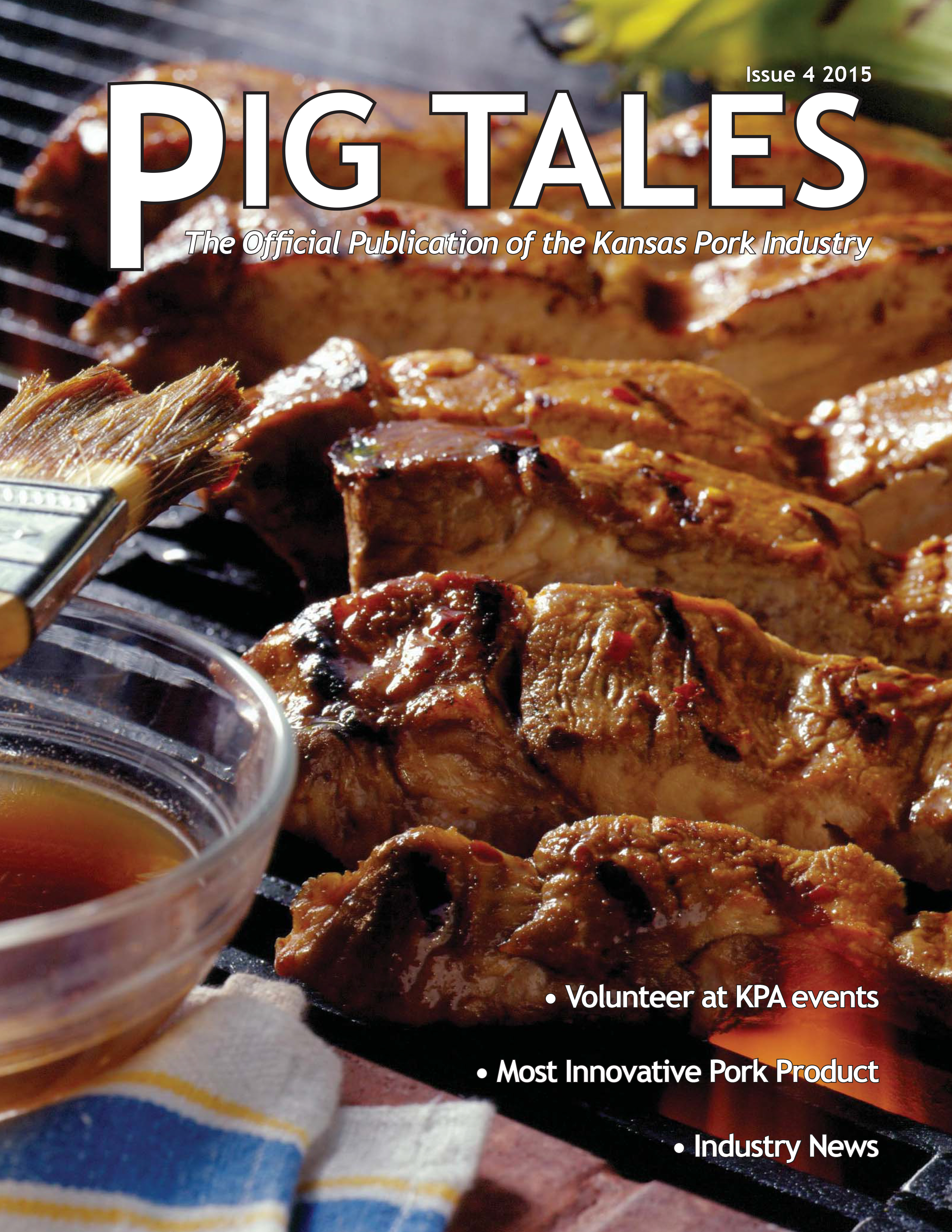 Kansas pork association recipes